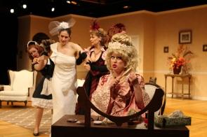 Always a Bridesmaid at Cortland Repertory Theatre