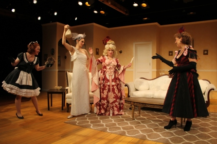 Always a Bridesmaid at Cortland Repertory Theatre