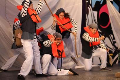Twelfth Night (Commonwealth Shakespeare Company)