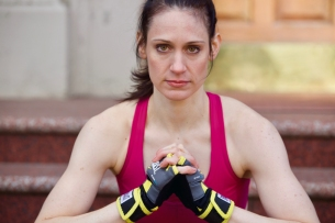 Fleece in boxing wraps